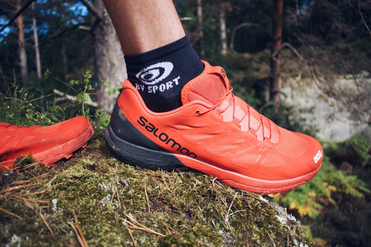 Salomon S-Lab Sense 6 softground, la mise à l'épreuve!